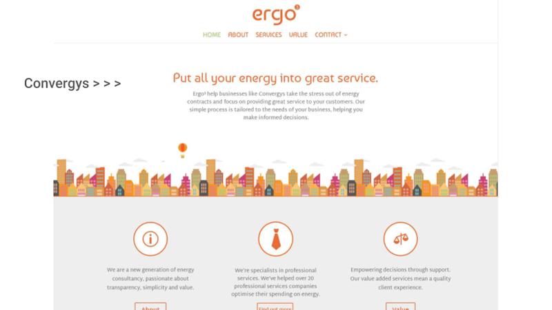 Ergo3 Convergys