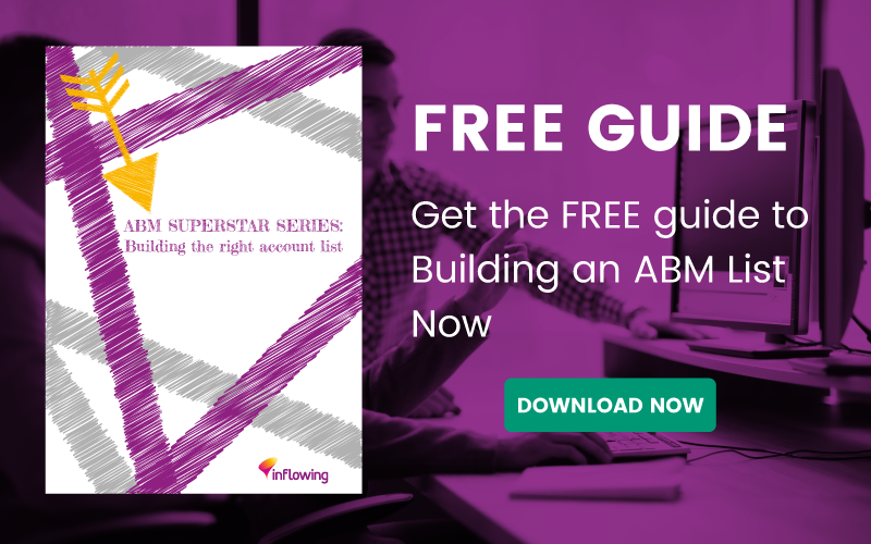 Build an ABM list now