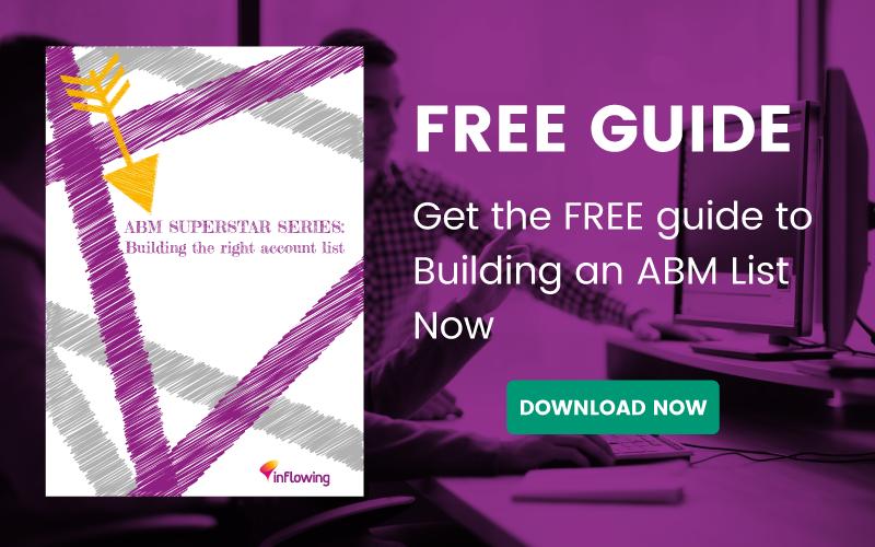 Build an ABM list now